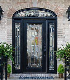 Therma Tru Fiber Classic Mahogany Fiberglass Entry Door