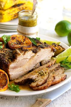 "Cuban Mojo Marinated Pork - the actual recipe from the ""Chef"" movie, created by Roy Choi. Easy to make, incredible flavor,"