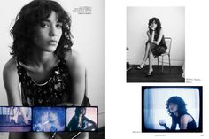 Fashion Copious - Steffy Argelich by Will Davidson for Unconditional SS 2016