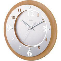Verichron Galaxy 11.5 in. Wall Clock