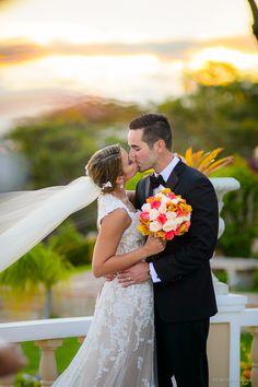 Gorgeous Rustic Chic Wedding at Castillo Serralles