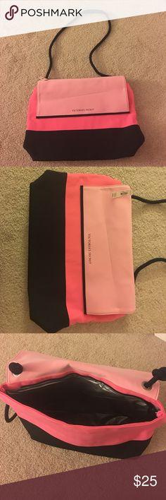 Victoria's Secret cooler Pink cooler with strap Victoria's Secret Bags