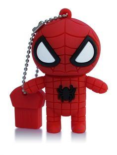 "Retrouvez HAPPYSHOP CLE USB 8 GO "" spider "" avec Shoppinity"