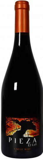 Pieza El Coll Calatayud DO RP 90 Punten - Complexe en belegen Spaanse rode wijn. Lekker bij gegrilde vleesgerechten, lamsbout, diverse wildgerechten, stevige stoofschotels, oude kazen. Nu slechts 11,90!