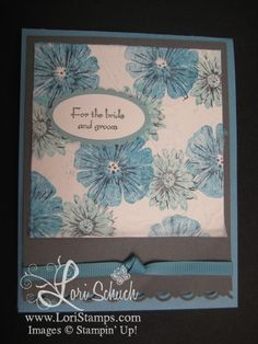 Stampin Up - Greenhouse Garden