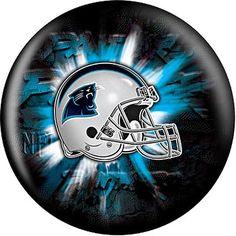 Carolina Panthers photo: Panthers Bowling Ball p_Ball_Panthers. Panther Images, Panther Pictures, Nfl Panthers, Panther Nation, Win Or Lose, Bowling Ball, Carolina Panthers, Football, Sports