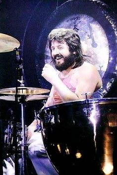 John Bonham. The man, the myth, the legend.