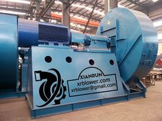 coupling driving centrifugal fan for cement plant by xianrun blower Plasma Welding, Centrifugal Fan, Industrial, Dust Collector, Control System, Cement, Fans, Strength