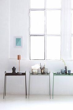 Housedoctor Tafel lamp marble, koper en marmer Wonenmetlef.nl