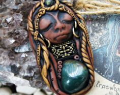 Popular items for sculpted clay on Etsy