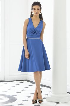 M&amp-S Collection Pleated Fit &amp- Flare Dress - Marks &amp- Spencer ...