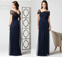 Bridesmaid Dresses 2017 New Cheap Long For Weddings Navy Blue Tulle Cap Sleeves Plus Size Open Back Beach Formal Maid of Honor Gowns Bridesmaid Dress Under 100 Long Bridesmaid Dresses 2017 Bridesmaid Dresses Online with 100.0/Piece on Haiyan4419's Store   DHgate.com