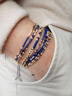 Beaded Wrap Bracelets, Beaded Jewelry, Beaded Necklace, Handmade Jewelry, Handmade Necklaces, Diy Jewelry, Minimalist Necklace, Minimalist Jewelry, Bracelet Sizes