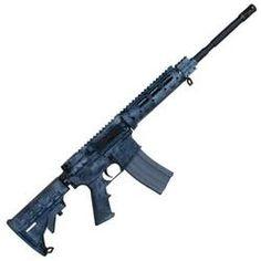 Stag Arms MOD-3 Kryptek Typhon AR-15, 5.56mm NATO, 16-inche barrel, 30 rounds