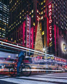 RADIO CITY XMAS by @bora.vs.bora #nyc #newyork city
