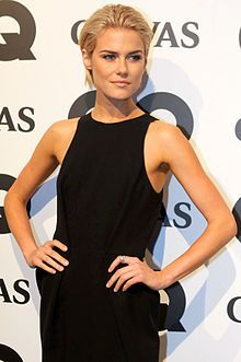 Actress Rachael Taylor. Definition of female handsomeness.....