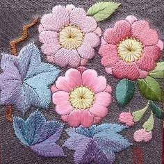 Image result for 日本刺繍の小物