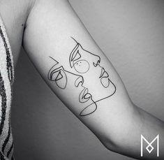 Mo Gangi x Double Faces. https://www.instagram.com/moganji/