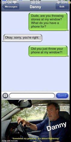 Funny Texts Jokes, Text Jokes, Crazy Funny Memes, Funny Video Memes, Really Funny Memes, Funny Puns, Stupid Memes, Funny Relatable Memes, Haha Funny