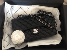 Chanel Timeless Classic // Happy Birthday