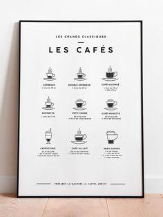 Double Expresso, Poster, Espresso Coffee, Coffee Latte, Event Posters, Billboard