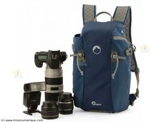 LOWEPRO sac à dos photo Flipside Sport 10L AW bleu galaxy