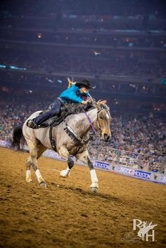 Barrel Racers on Fire: Sarah McDonald Part 2 | On the Rodeo Road