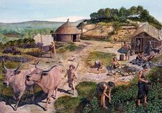 Neolithic Farming Communities The mitochondrial dna of the first <b>neolithic farmers</b> from the <b></b>