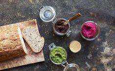 Lag ditt eget favoritt-pålegg – Opplysningskontoret for brød og korn Korn, Pesto, Canning, Ethnic Recipes, Home Canning, Conservation