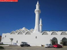 Houghton Mosque in South Africa | Houghton Masjid wall street | Houghton Islamic centre