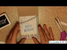 How to Make a DIY Birthday Card