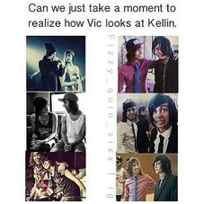 Awe /-\♥(yes I realize Kellin is in SWS)