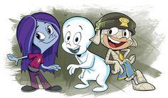 casper's scare school characters - Google Search