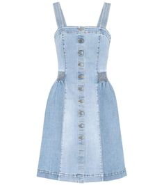 STELLA MCCARTNEY Denim Dress. #stellamccartney #cloth #denim