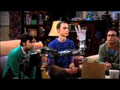 The Big Bang Theory  stag 4 ita - il robot di Wolowitz.wmv