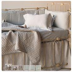 Vintage Nursery bedding for girl or boy (Depending on color)