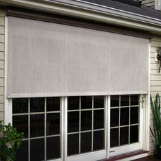 Costco: Sunsetter Manual and Motorized EasyShade® Solar Screens