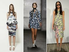 J.Crew, Marc Jacobs y Louise Amstrup. New York Fashion Week