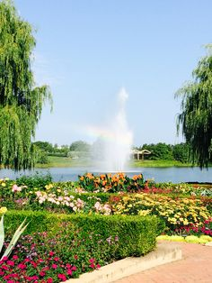Chicago Botanic Garden | North Shore Attractions | Pinterest | North Shore