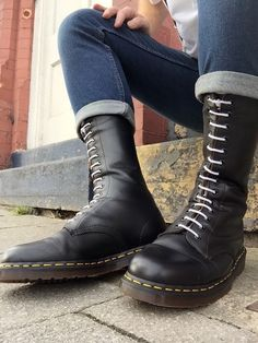af128d023f8 Good morning all. BotasEstiloBotas De CombateBotas Doc MartensBotas ...