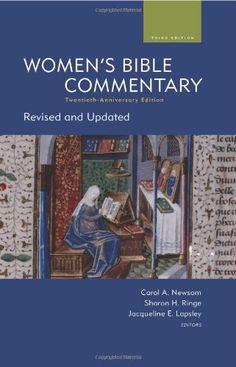 Women's Bible Commentary by Carol A. Newsom,http://www.amazon.com/dp/066423707X/ref=cm_sw_r_pi_dp_dSavsb177P3P1ZRC