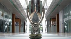 UEFA Super Cup Trophies And Medals, Sports Trophies, Uefa Super Cup, Uefa Euro 2016, Euro 2012, European Football, Uefa Champions League, Club, Soccer