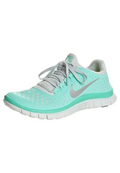 """FREE 3.0 V4 -----  I love how these sneakers make my feet feel and the color """"Tiffany Blue"""", makes me get in the mood to work out !"""