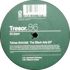 Tobias Schmidt - The Black Arts EP