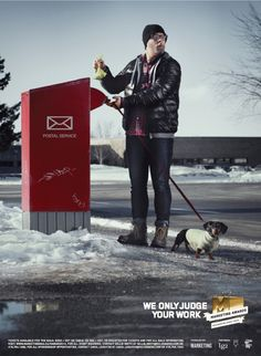 Marketing Awards 2014 Print Campaign   http://www.gutewerbung.net/marketing-awards-2014-print-campaign/ #Advertising