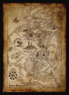 … and the House of Fëanor hastened before them along the coasts of Elendë: not once did they turn their eyes back to Tirion on the green hill of Túna. ~The Silmarillion, Of the Flight of the Noldor. (Artwork: Map of Aman by amegusa on deviantart) http://amegusa.deviantart.com/art/Map-of-Aman-85803083