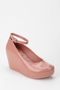 Mel By Melissa Shoes Ankle-Strap Wedge #urbanoutfitters