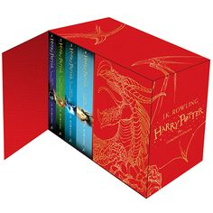 Livro - Harry Potter Boxed Set: The Complete Collection