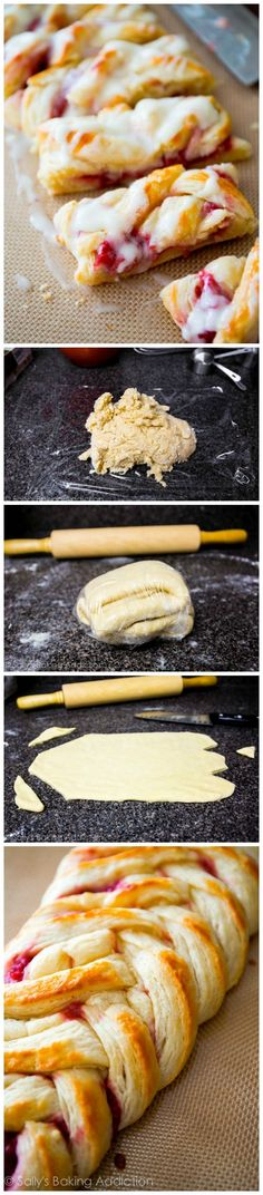 How to make Danish Pastry Dough - using my quick method! Makes a beautiful addition to the brunch table. (scheduled via http://www.tailwindapp.com?utm_source=pinterest&utm_medium=twpin&utm_content=post912793&utm_campaign=scheduler_attribution)