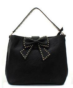 Bow Fashion Handbag, $44.00